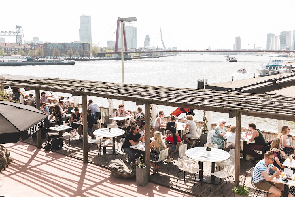 Aloha bar restaurant Rotterdam incentive business events dmc