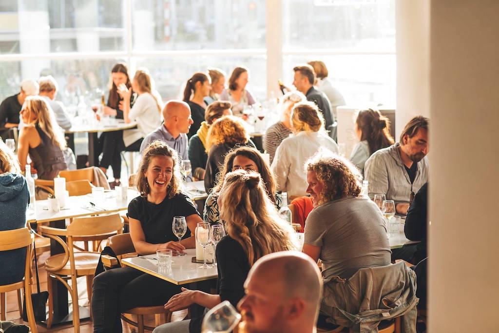 Aloha bar restaurant Rotterdam incentive business events dmc