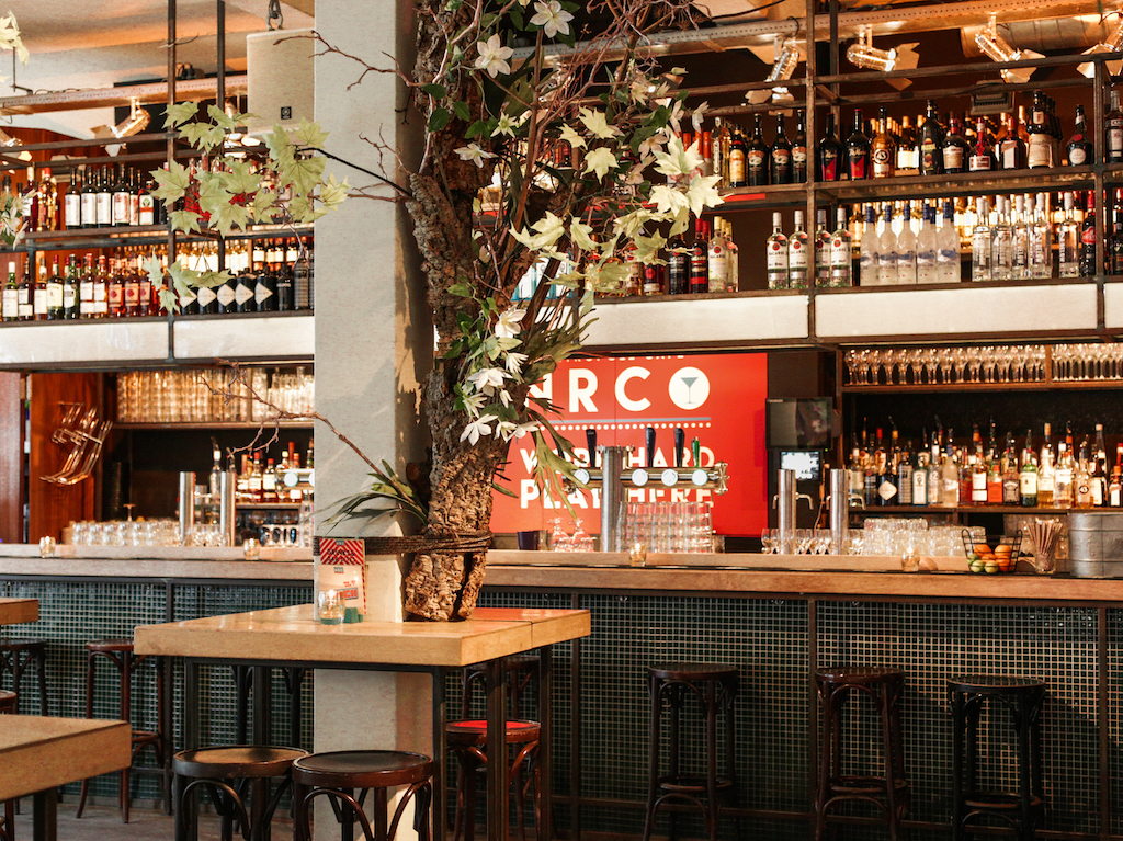 NRC bar restaurant Rotterdam incentive business events 3