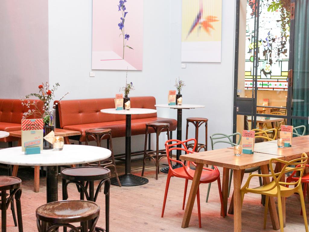 NRC bar restaurant Rotterdam