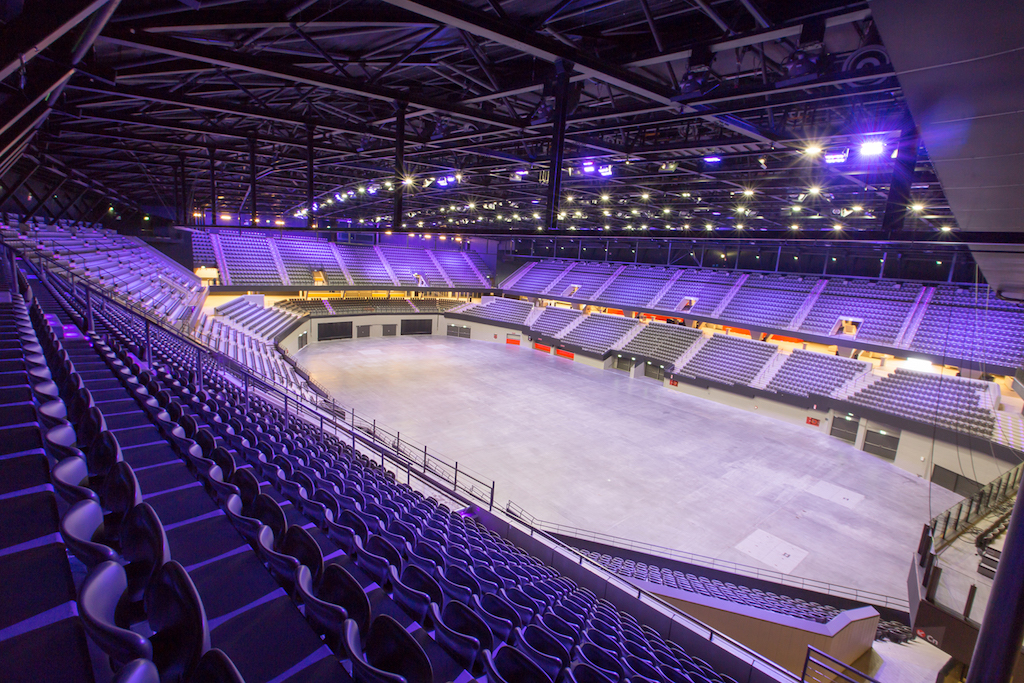 ahoy venue Rotterdam incentive business events