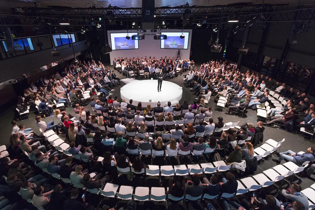 ahoy venue Rotterdam incentive business events DMC