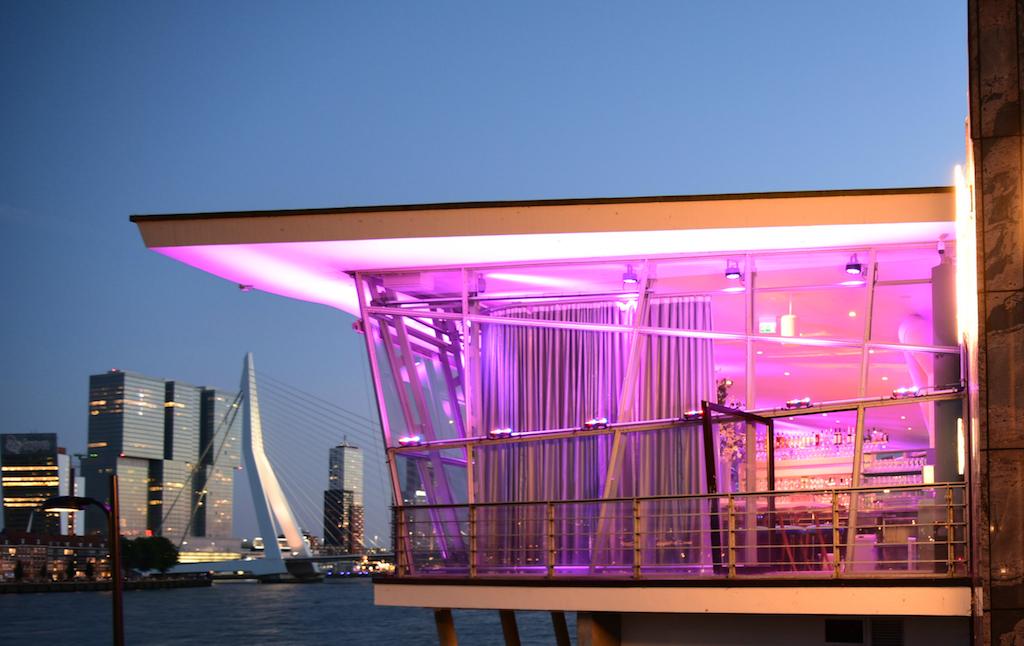 de boompjes venue Rotterdam incentive business events dmc