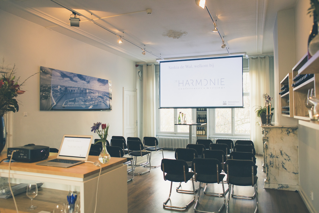 De Harmonie DMC restaurant Rotterdam incentive business events