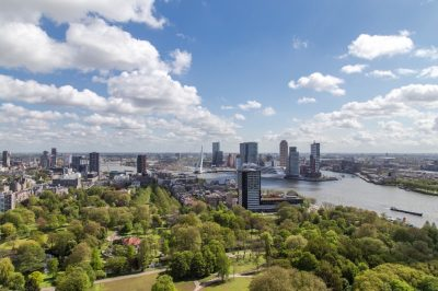 euromast venue Rotterdam incentive business events DMC