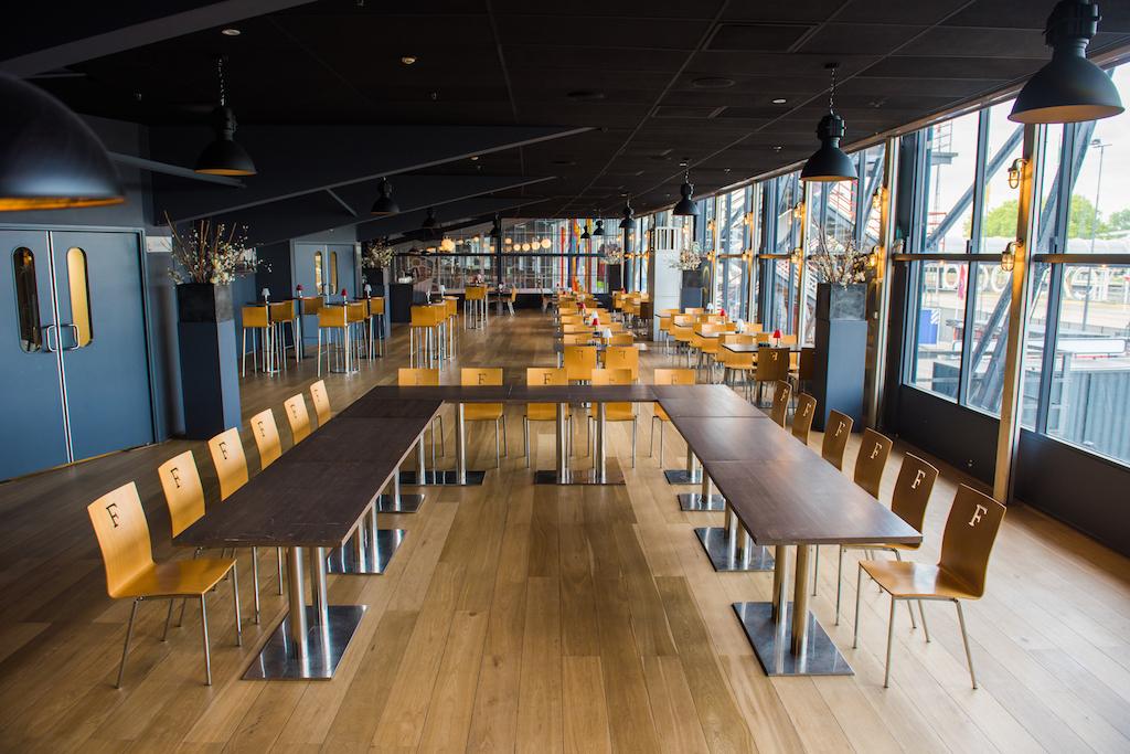 feyenoord de kuip venue Rotterdam incentive business events DMC