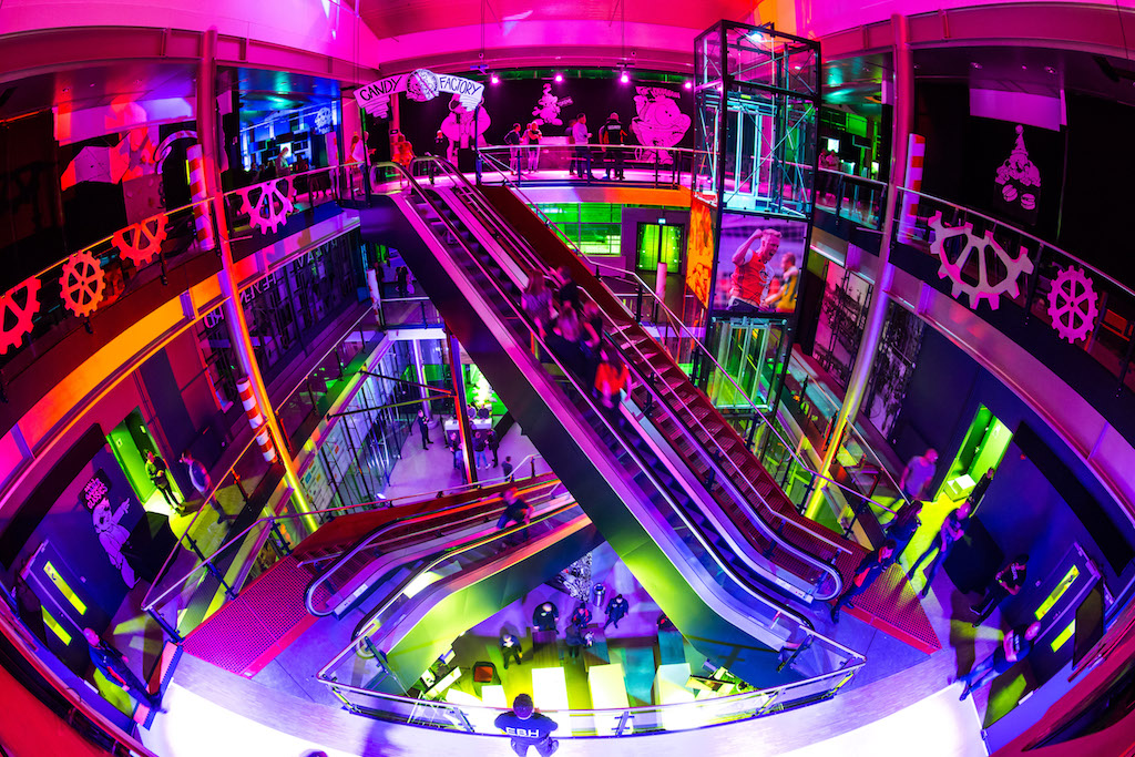 feyenoord de kuip venue Rotterdam incentive business events