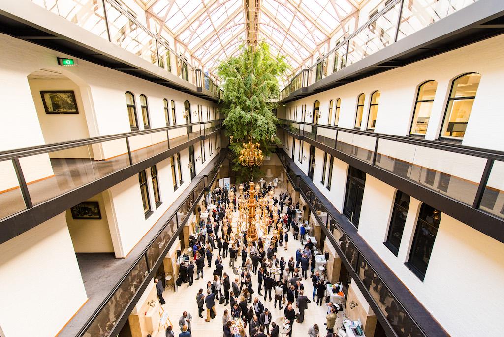 hulstkamp gebouw venue Rotterdam DMC Incentive business trips buildings