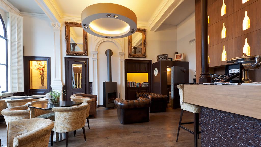 Pincoffs Suite Hotel Rotterdam incentive business events dmc
