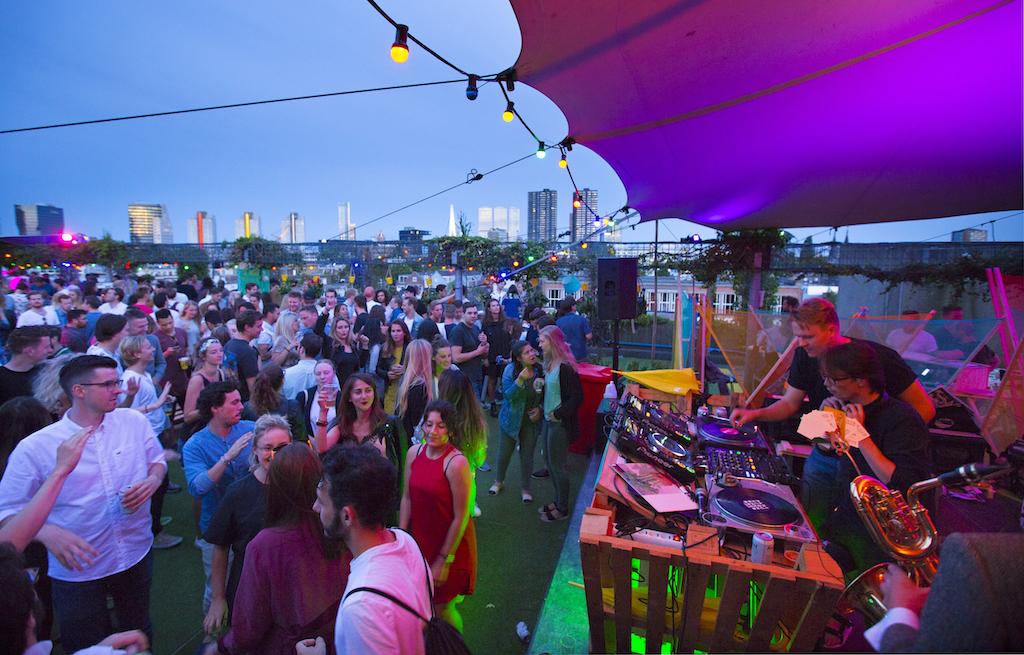 festival, rotterdam DMC incentive travel