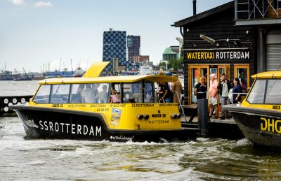 water taxi katendrecht