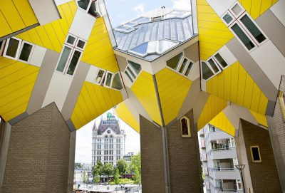 cubical houses in rotterdam