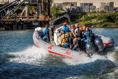 Rib boat rotterdam rotterdam travel dmc incentive